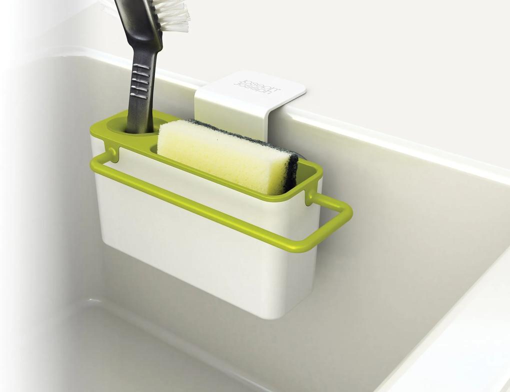 Stojan Sink Aid biely zelený 85023