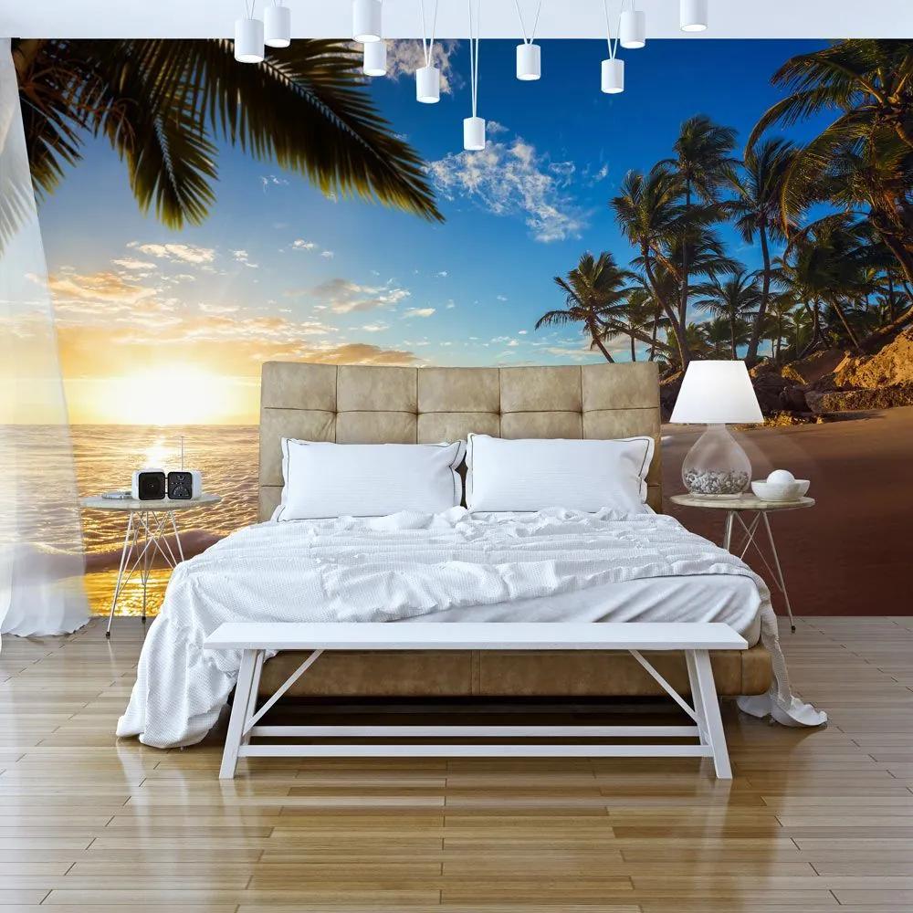 Fototapeta - Tropical Beach 400x280
