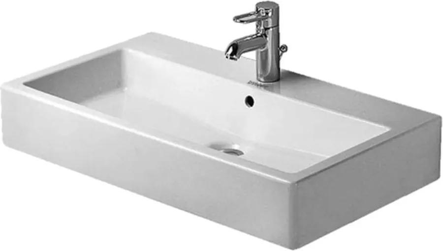 Duravit Vero - Umývadlo 80x47 cm, biela 0454800000