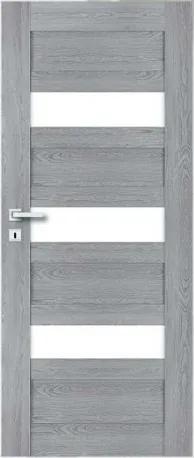 PerfectDoor Komplet PAROS 1  (dvere,zárubňa,kľučka)