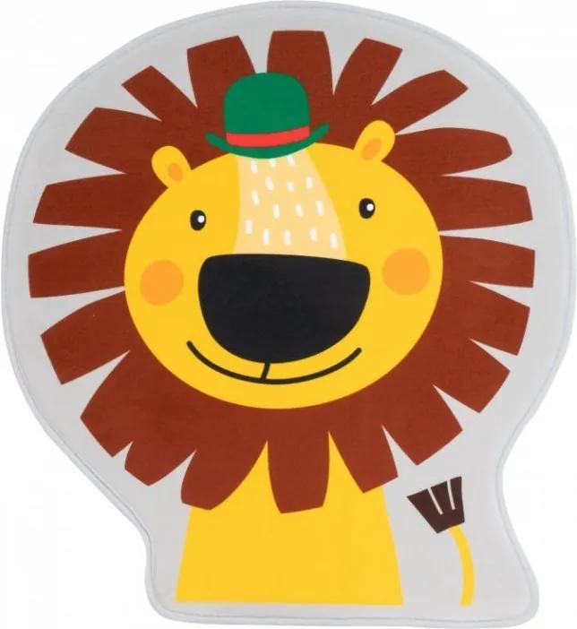 Obsession koberce Dětský kusový koberec Mila kids 148 lion - 100x100 cm