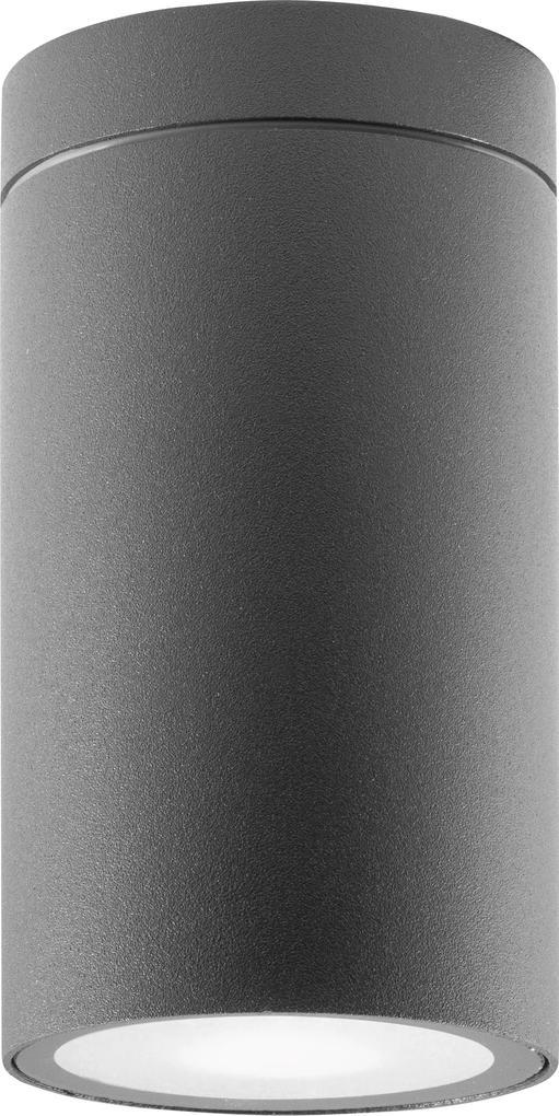 Nova Luce Svietidlo CERISE R TOP GREY stropné, IP 54, GU10 9020021