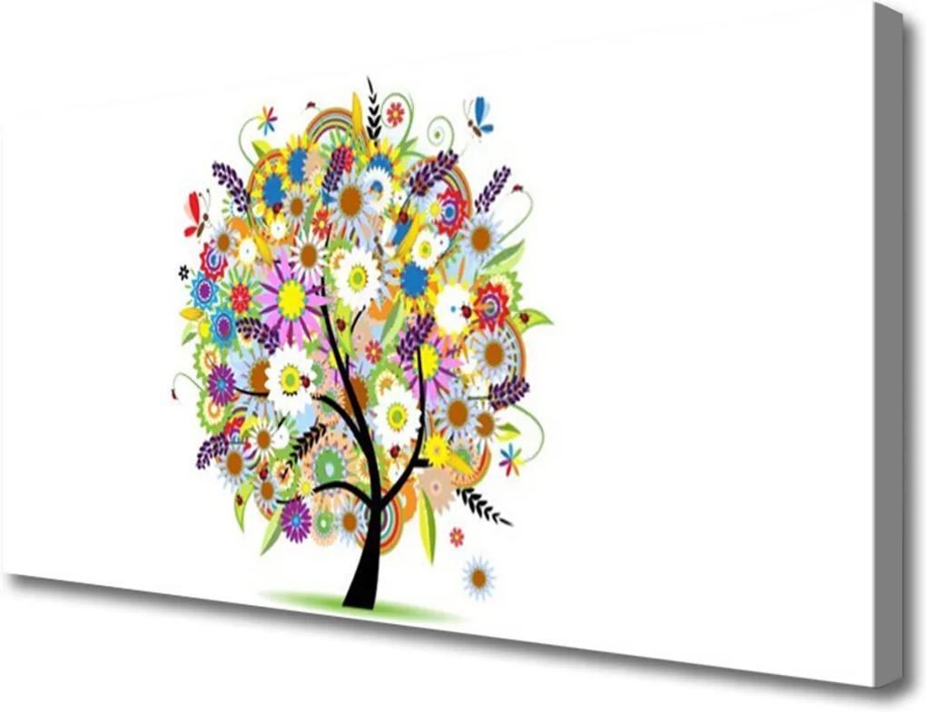 Obraz na plátně Sklenený Strom umenie