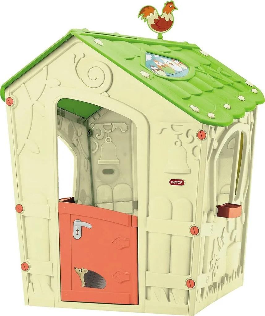 Domček MAGIC PLAY HOUSE