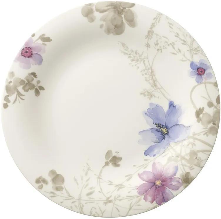 Okrúhly gourmet tanier 30 cm Mariefleur Gris