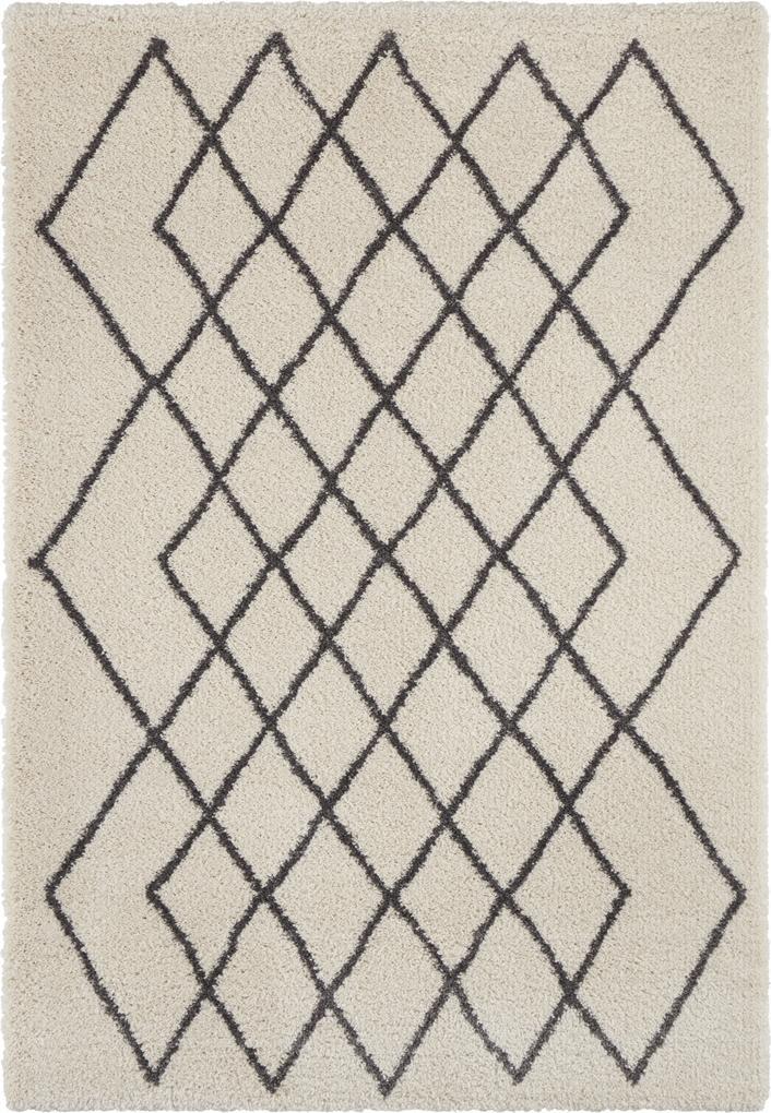 Mint Rugs - Hanse Home koberce Kusový koberec Allure 103776 Cream/Grey - 80x150 cm