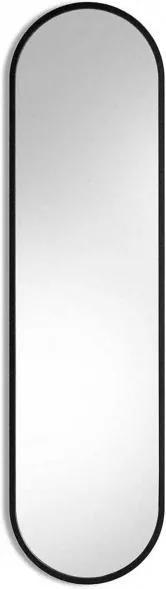 Zrkadlo Nuka 2 black z-nuka-2-cierne-1830 zrcadla