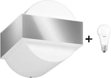 Philips Philips 17334/47/PN - LED Vonkajšie nástenné svietidlo GRAVEL 1xE27/8,5W/230V IP44 LEDP1783