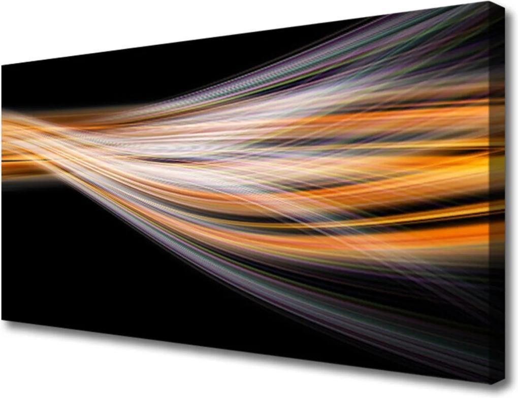 Obraz na plátně Sklenený Abstrakcia Umenie