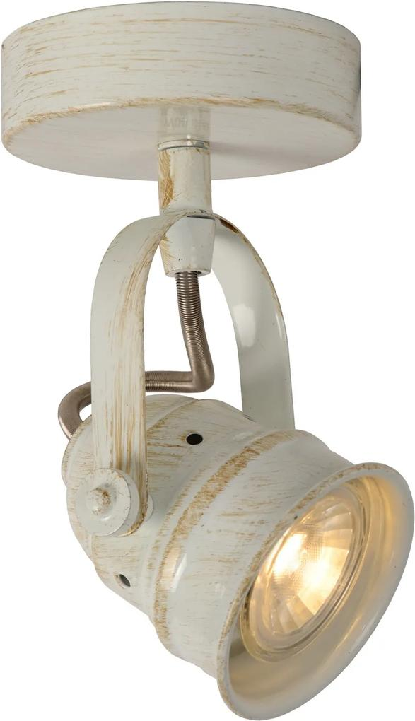 LED stropné svietidlo bodové Lucide Cigala 1x5W GU10