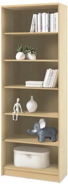 Sconto Regál/knižnica OPTIMUS 35-016 buk