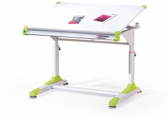 Detský písací stôl Collorido Halmar