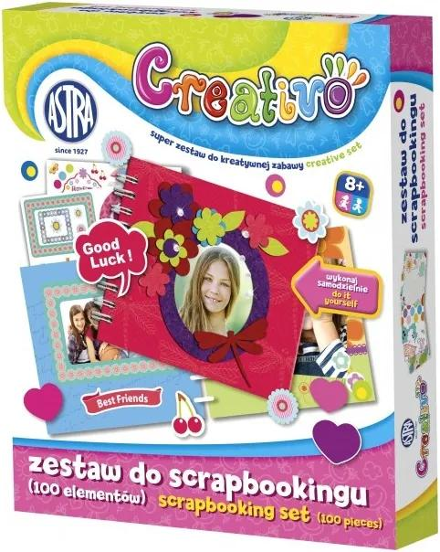 CREATIVO Kreatívna sada DENNÍK, 334115001