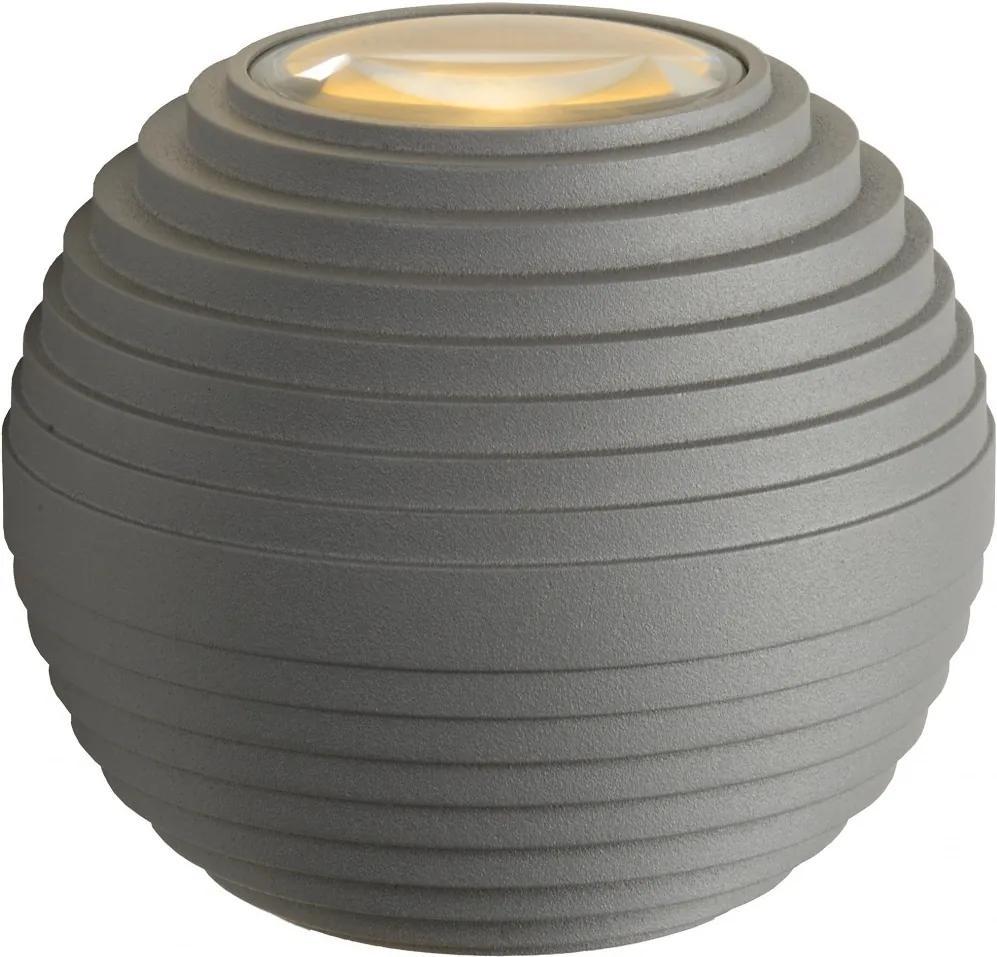 LED vonkajšie nástenné svietidlo Lucide Ayo