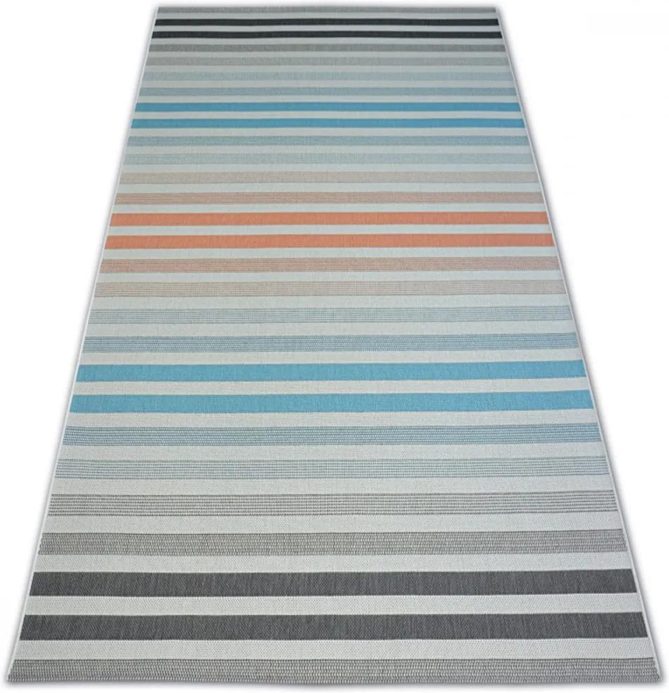 Kusový koberec Frank sivý, Velikosti 160x230cm