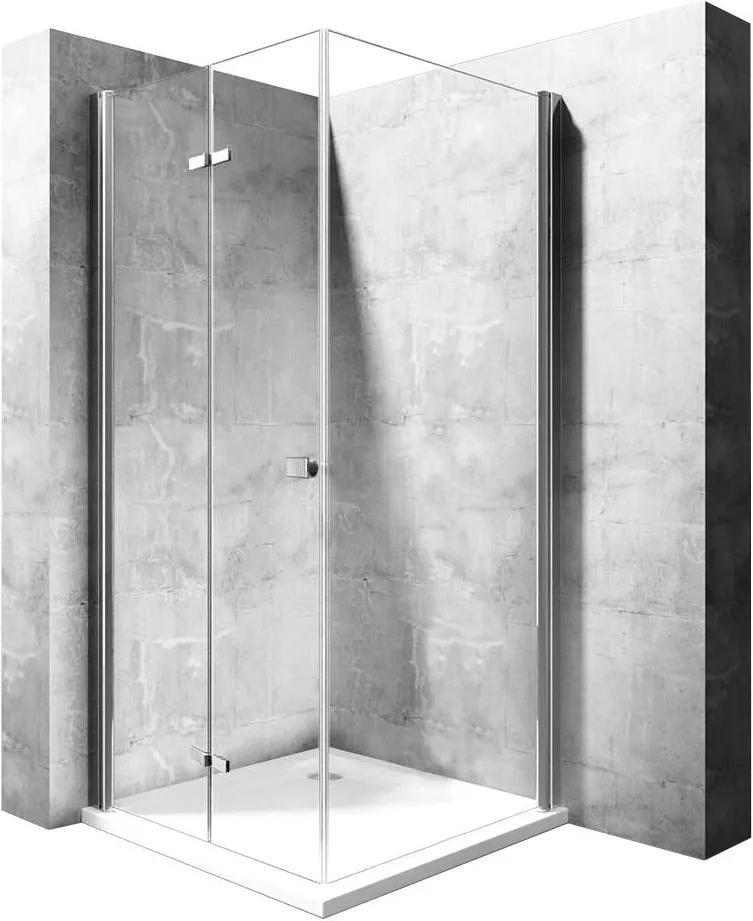 MAXMAX Sprchovací kút BEST - 18 variánt rozmerov