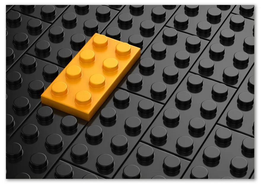Foto obraz fotografie na skle Kocky lego pl-osh-100x70-f-93866818