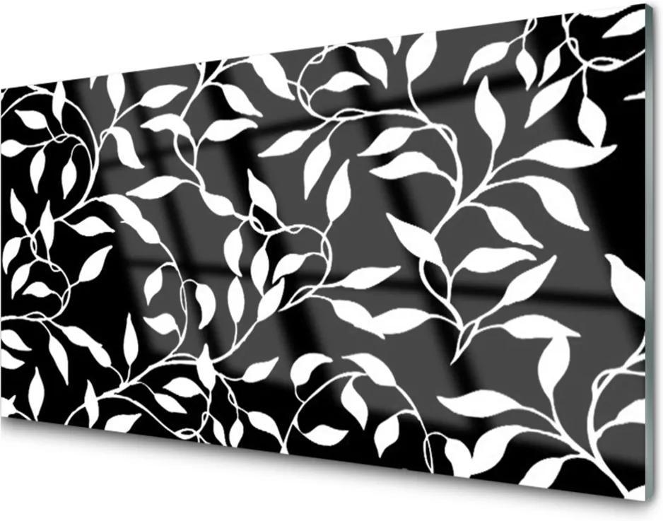 Obraz na akrylátovom skle Sklenený Abstrakcia Umenie