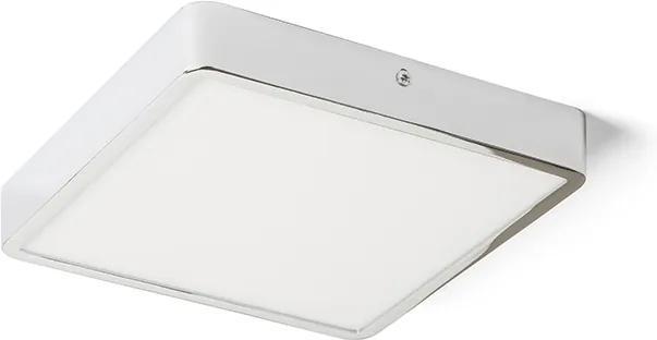 HUE SQ 22 DIMM | stmievateľné led svietidlo štvorcové stropné Farba: Biela