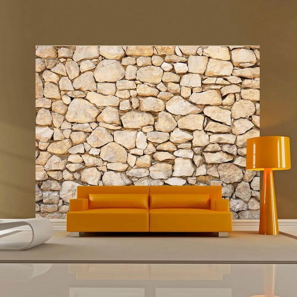 Fototapeta - visual illusion - stone 200x154