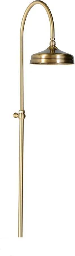 Reitano Antea SET016 sprchový stĺp, hlavová sprcha, bez batérie, bronz