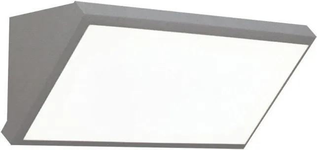 V-Tac LED Vonkajšie nástenné svietidlo 1xLED/12W/230V IP65 6400K VT0247