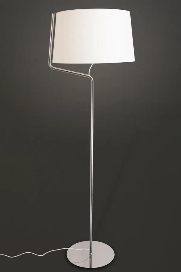 CHICAGO   stojaca lampa Farba: Chróm