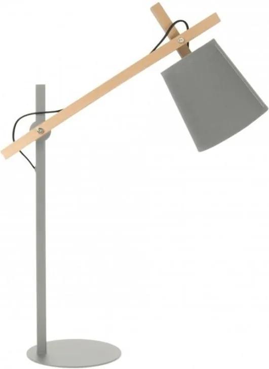 Stolní lampa Rulli, šedá Stfh-LM1146 Time for home+