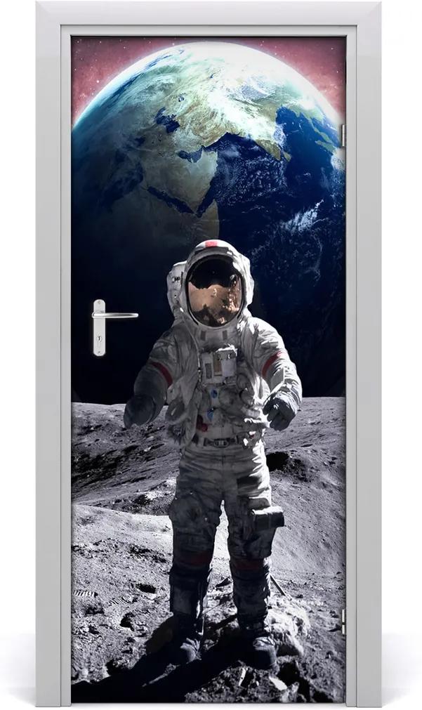 Fototapeta samolepící na dveře Astronaut