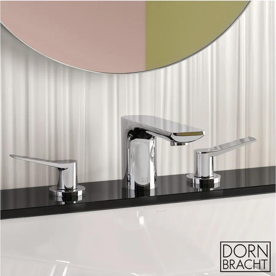 Dornbracht Dornbrach Lissé - 3-otvorová umývadlová batéria, farba: chrómová, DOR 20713846-00