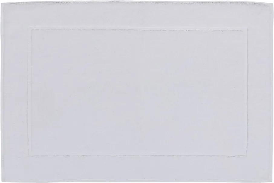 Biela kúpeľňová predložka Betty, 50 x 75 cm