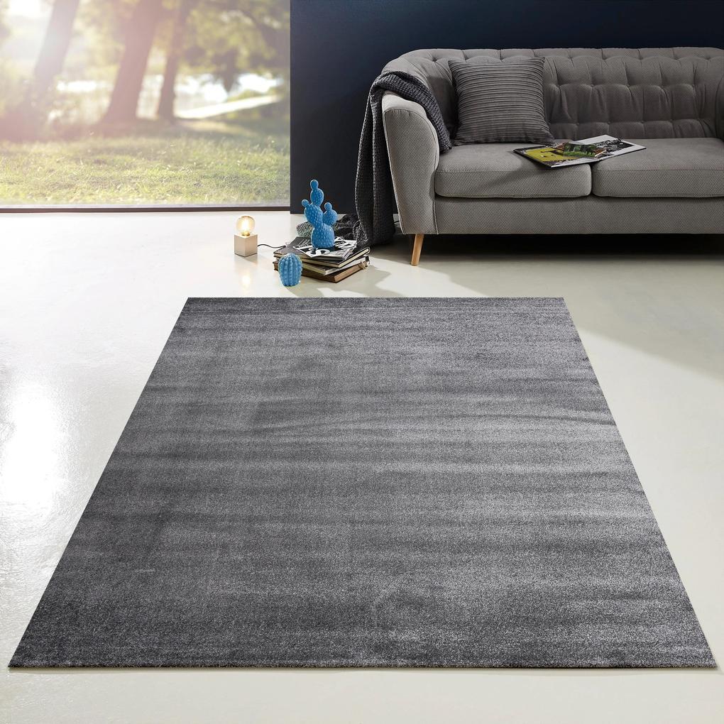 Festival koberce AKCE: 120x170 cm Kusový koberec Enjoy 800 Grey - 160x230 cm