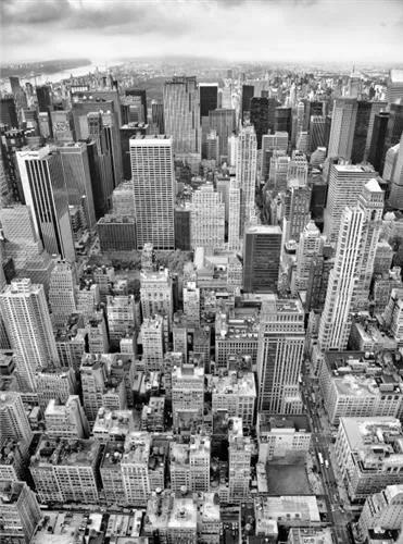 Vliesové fototapety, rozmer 184 cm x 248 cm, New York, Komar XXL2-021