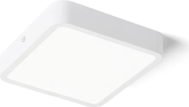 HUE SQ 17 | stropné štvorcové led svietidlo Farba: Biela