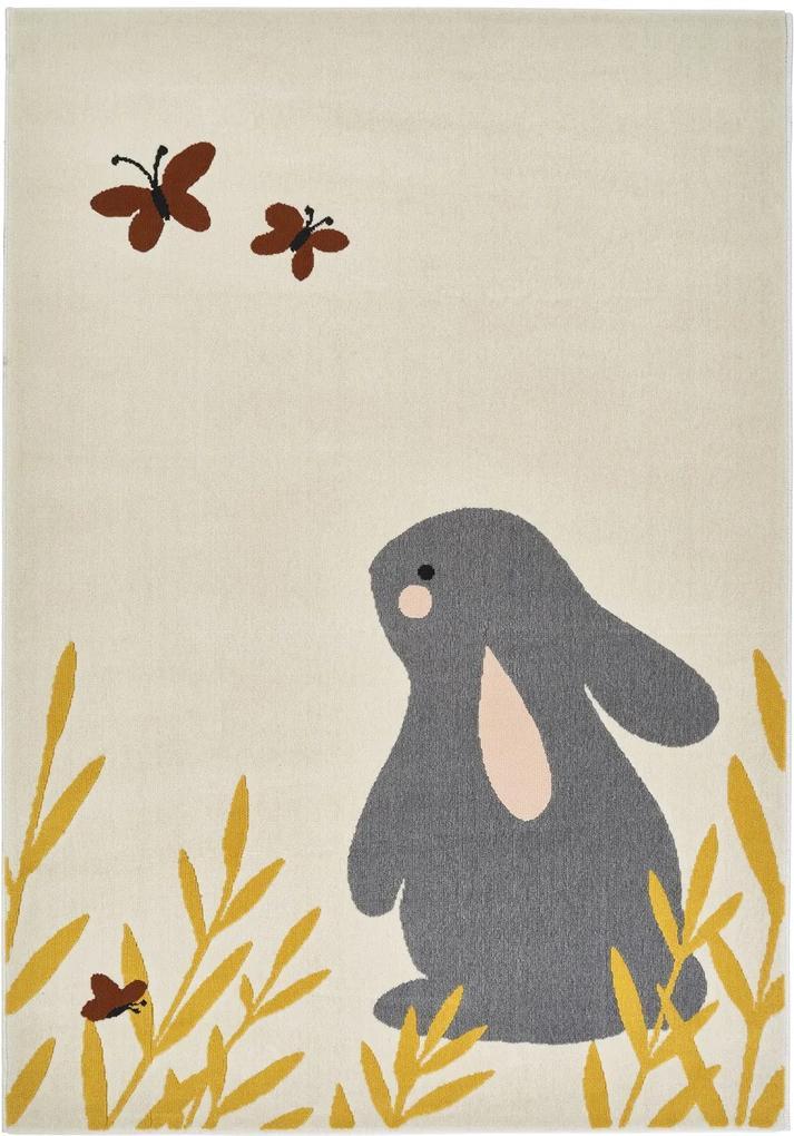 Zala Living - Hanse Home koberce Kusový koberec Vini 104598 cream - 120x170 cm