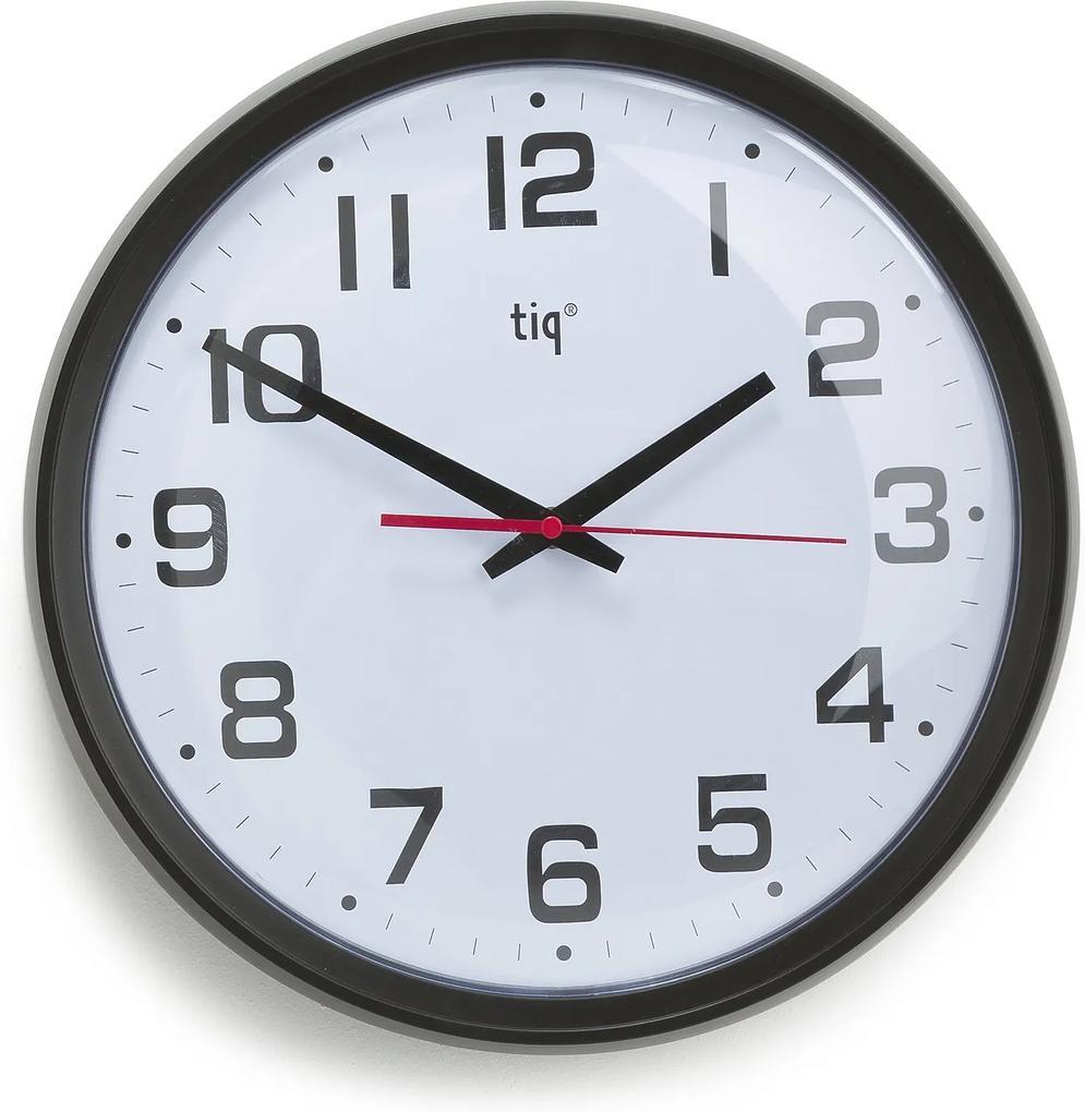 Nástenné hodiny s tichým chodom, Ø 348 mm