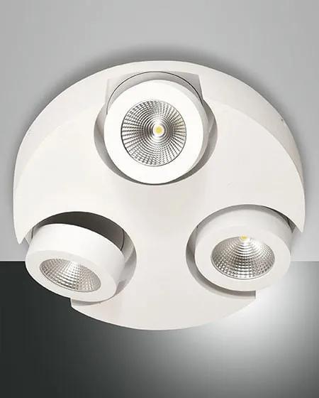 Stropné svietidlo FABAS HELLA CEILING WHITE 3 3453-61-102