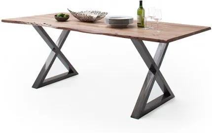 Jedálenský stôl Calabria podnož X antik js-calabria-podnoz-x-antik-1523