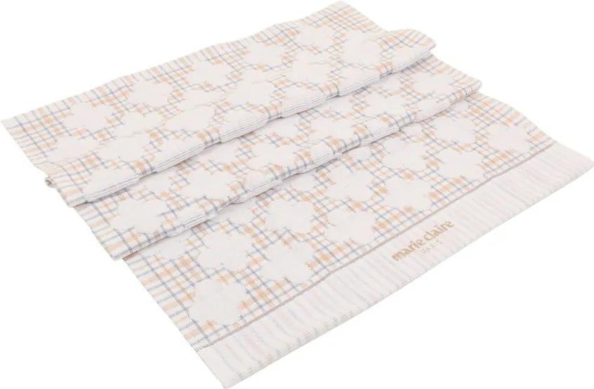 Bavlnený uterák z edície Marie Claire Emma, 50 × 90 cm