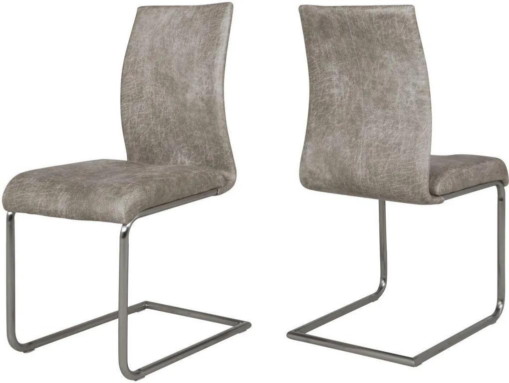 Jedálenská stolička Gwan / béžová