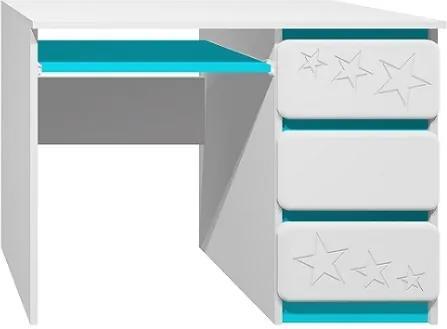 MAXMAX Písací stôl - STARS TYP A