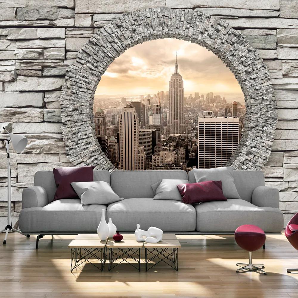 Fototapeta - Secret Window 200x140