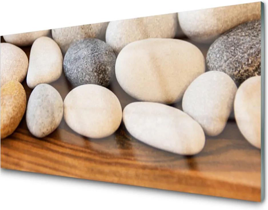Sklenený obklad Do kuchyne Dekoračné Kamene Umenie