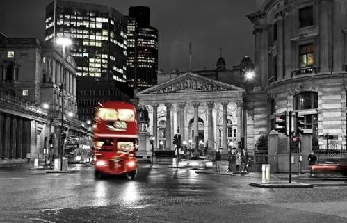 Luxusné vliesové fototapety, rozmer 418,5 cm x 270 cm, Londyn, P+S International CL25A