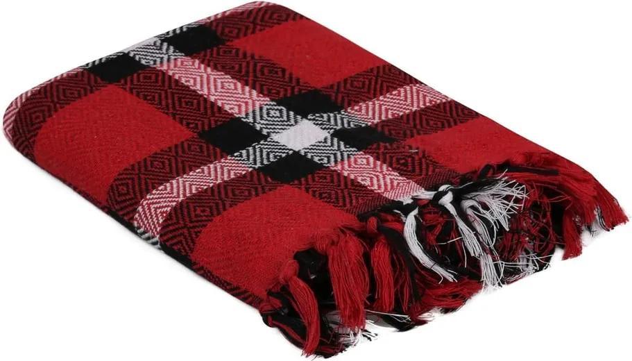 Červený uterák, 180 x 100 cm