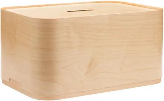 Úložný box Vakka 45x23x30, drevo Iittala