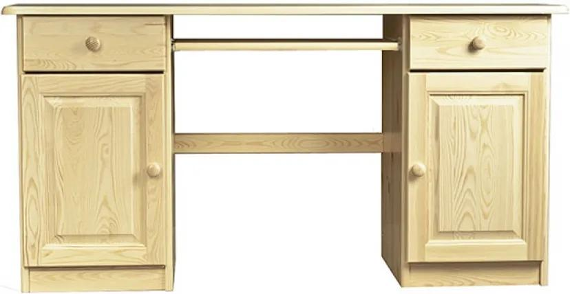 AMI nábytok Psací stůl Thomas dub