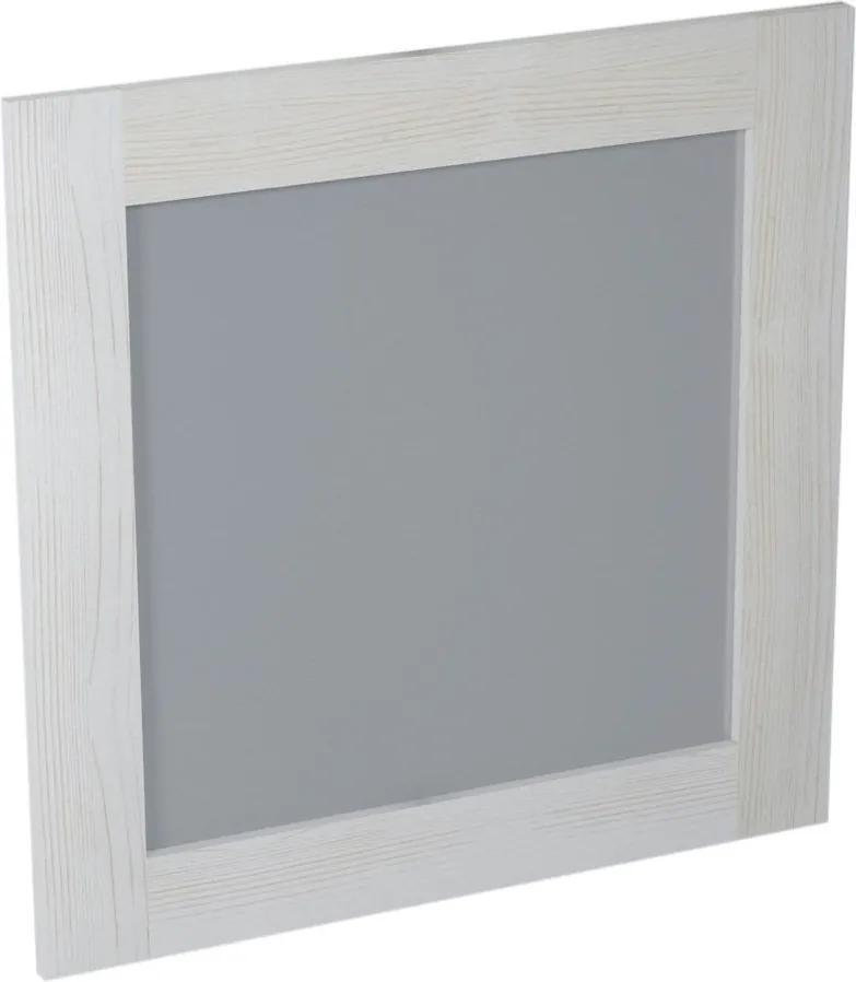 Brand BA052 zrkadlo 80x80x2 cm, starobiela