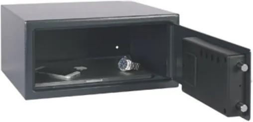 NABBI Air Laptop trezor s elektronickým zámkom čierna