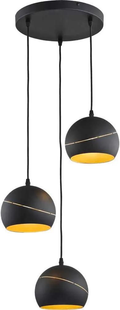 TK Lighting YODA Black 2082
